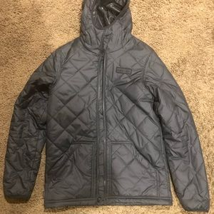 Men's Oakley Quilted Jacket Sz M